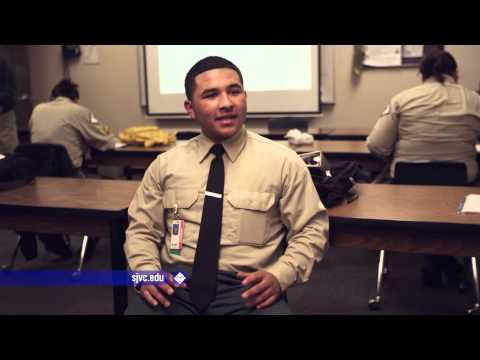 Criminal Justice at SJVC - March 2015 TV Commerical