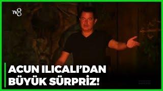 Acun Ilıcalı'dan BÜYÜK SÜRPRİZ -  Survivor 47. Bölüm