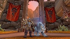 Mag'har Orc taking control MM Hunter PvP