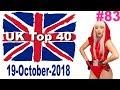 UK Top 40 Singles Chart 19 October, 2018 № 83