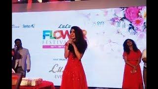 Priya warrier at Lulu Mall | oru adar love