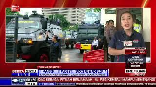 Sidang Perdana Pengajuan PK Ahok Digelar di PN Jakut