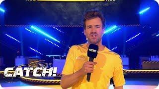 Lukes Revanche – CATCH! Die Deutsche Meisterschaft im Fangen