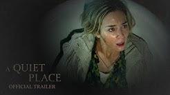 Hiljanen paikka | Teaser Trailer | Suomi