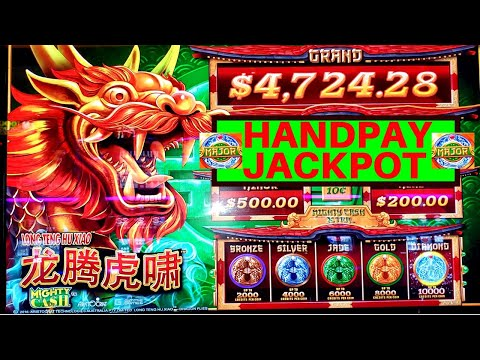 Grand Jackpot As It Happens ★ Huge Handpay Slot