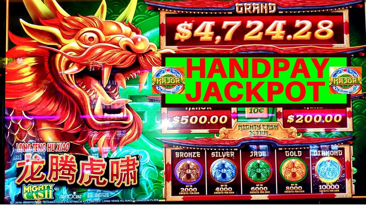 Play Mighty Cash Slot Online