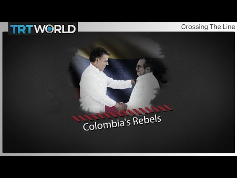 Colombia's Rebels | Crossing The Line