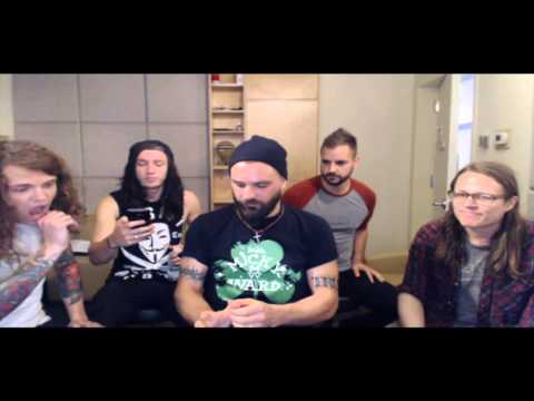 Killswitch Engage's Jesse Leach and Friends - Live Chat (RECORDED)