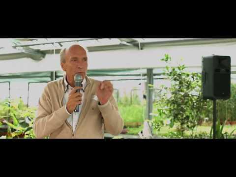 Begrüssungsworte von Norbert Brakenwagen auf dem  Kongress 2017 Neue Wege im Wandel der Zeit