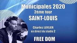 Débat municipales avec Juliana M'Doihoma, Claude Hoarau et Cyrille Hamilcaro