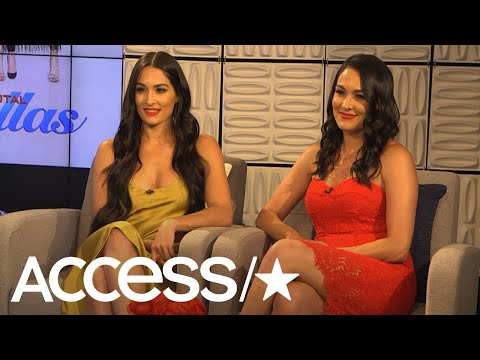 'Total Bellas': Brie Bella On Baby No. 2 Plans, Nikki Bella On The Response To Sharing Her Breakup