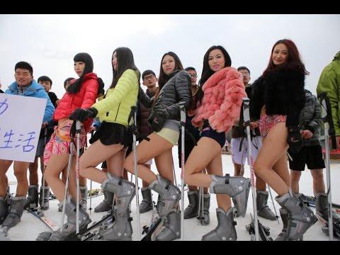 2014韩国bl电影世界无裤日 徐州众美女穿内裤滑雪- YouTubebl-diffuse