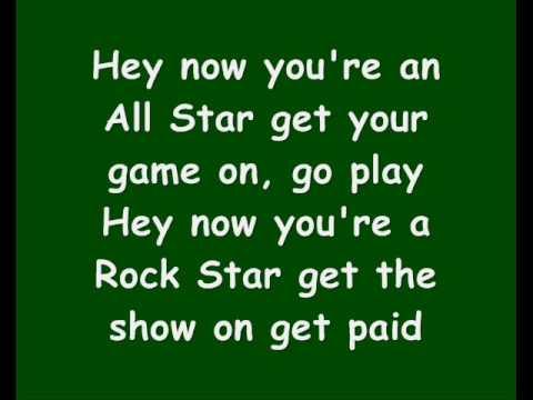 All Star Smash Mouth Lyrics