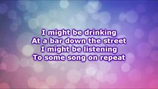 Billy Currington -  Wake Me Up (Lyrics)