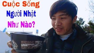 Cuộc Sống Người Nhật Bản Công Ty Mình Như Thế Nào?? || cuộc sống ở nhật || san vlog