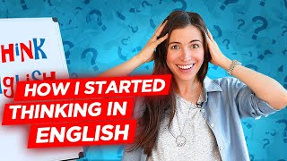 Download lagu How to think in English and stop translating in your head