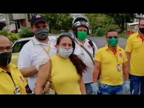 La solidaridad de Seguridad Amarilla no tiene límite