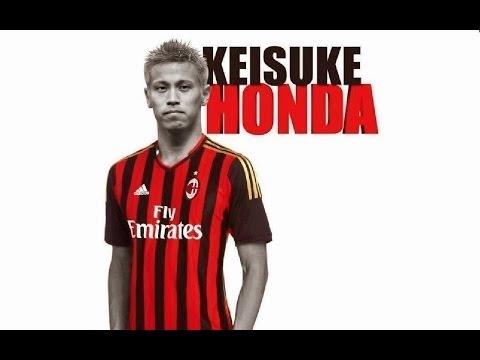 Keisuke Honda (本田圭佑) ▶ The Samurai ● Welcome to Ac Milan ● @Honda