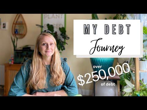 My Debt Journey + How I Track My Finances   Student Loans SUCK