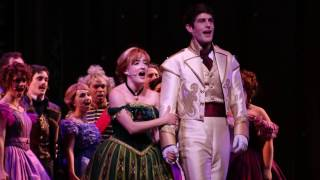 Love Is An Open Door - Frozen Musical Live at The Hyperion - Disney California Adventure
