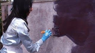Colored Limewash Step-by-Step