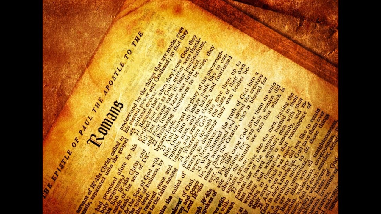 Download Romans 12:14-20 (Be of the Same Mind Toward One Another)