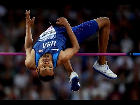 Roderick Townsend-Roberts | Gold Men's High Jump T47 Final