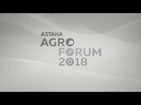 ASTANA AGRO FORUM 2018