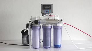 Osmose Reversa Compacta com Lâmpada UV (PORCS UV)