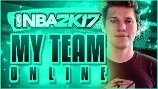 GAME BREAKING GLITCH NBA 2K17 #4
