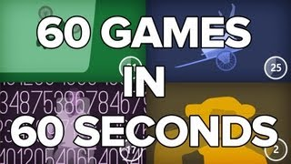 60 Games in 60 Seconds: Can you Name These 60 Xbox 360 Games?