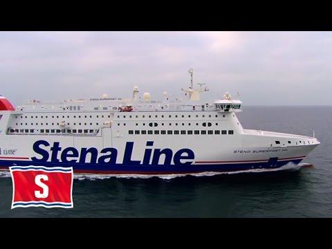 The new Superfast ships on Cairnryan-Belfast