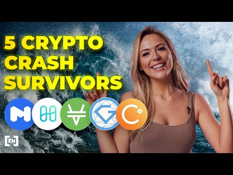 5 Top Altcoins for June 2021 | Altcoins that Didn't Crash Last Week!