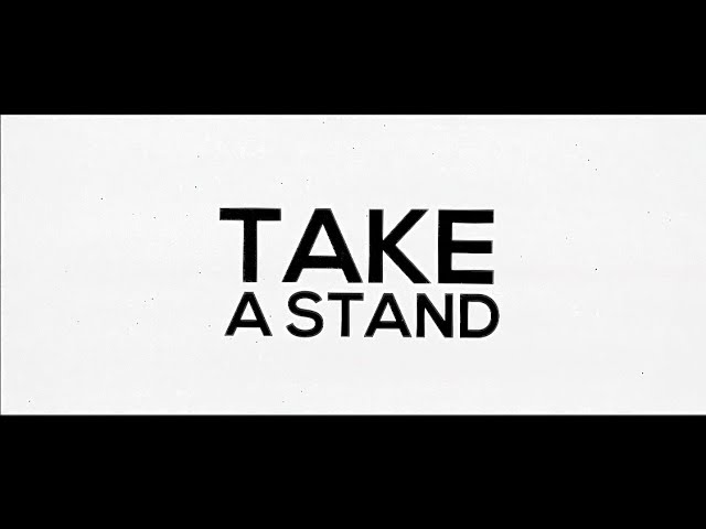 Angelo Vivo - Take a Stand (Official Lyric Video)