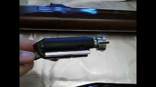 Ata Arms Neo 12 мини тюнинг затвора.