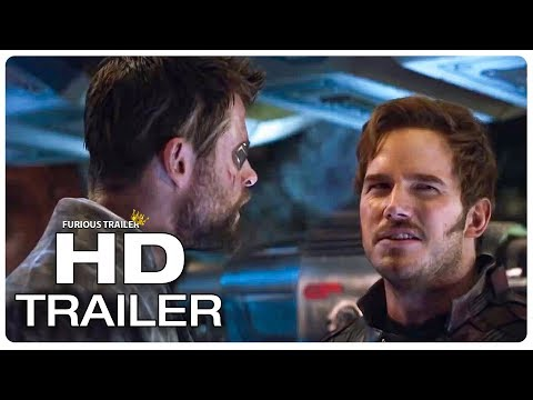 AVENGERS INFINITY WAR Extended Movie Clip Thor Vs Star Lord (2018) Superhero Movie Trailer HD