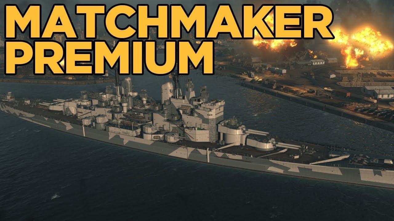 World of warships matchmaking 2018