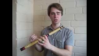 Урок №3. Как играть на Бансури. Передувание