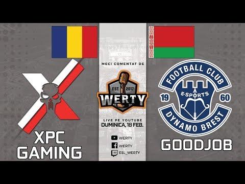 (RO CS:GO) XPC GAMING (RO) vs. GOODJOB (BEL) - FINALA M.GAME QUALIFIER