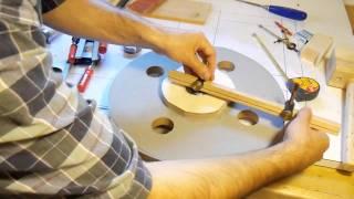 Making Bandsaw Wheels