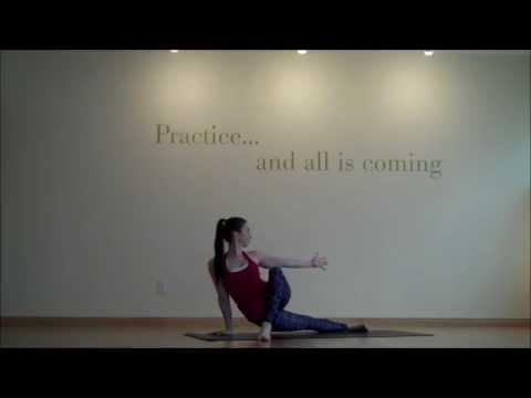 20 Minute Rise & Shine Morning Yoga Flow