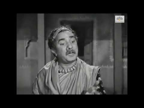 Comedy Scene | Chand | Hindi Classic Movie
