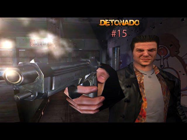 Detonado Max Payne: Jogo byzantine do poder [15] ( DUBLADO )