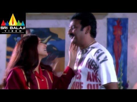 Evadi Gola Vaadidi Movie Krishna Bhagwan Comedy | Aryan Rajesh, Deepika | Sri Balaji Video