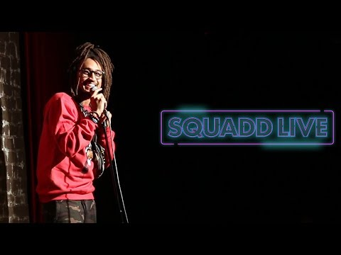 Patrick Cloud - Working At ADD Sucks   SquADD Live Stand Up