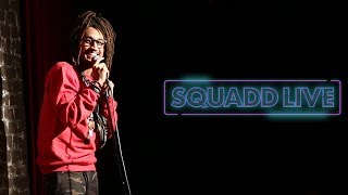 Patrick Cloud - Working At ADD Sucks | SquADD Live Stand Up