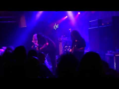 Cannibal Corpse Live Form Space 12.06.2019