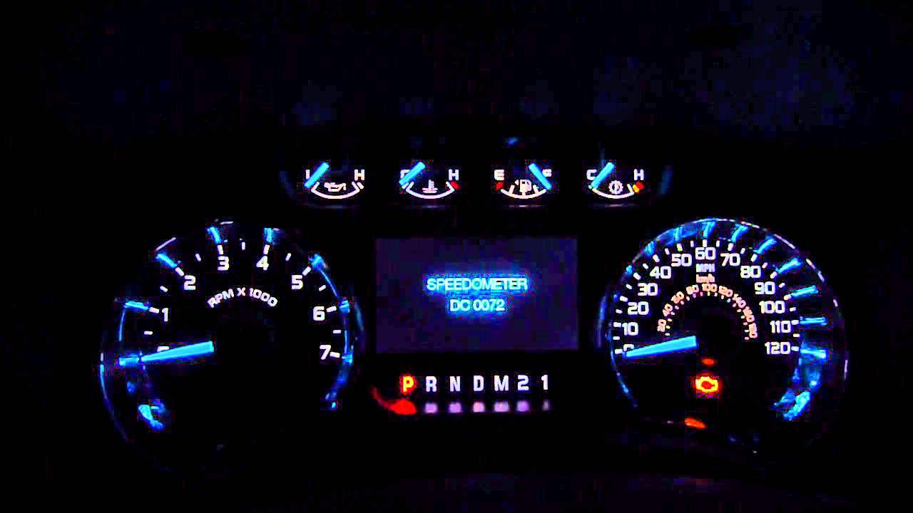 Ranch Ford Interior 2012 King