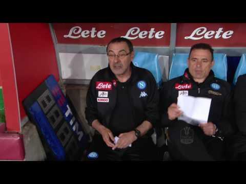 Napoli - Juventus - 3-2 - Highlights - TIM Cup 2016/17
