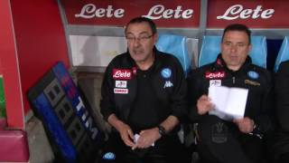 Napoli - Juventus - 3-2 - Highlights - TIM Cup 2016/17
